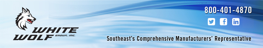 White Wolf Group Inc. - Southeast's Comprehensive Manufacturers' Representative